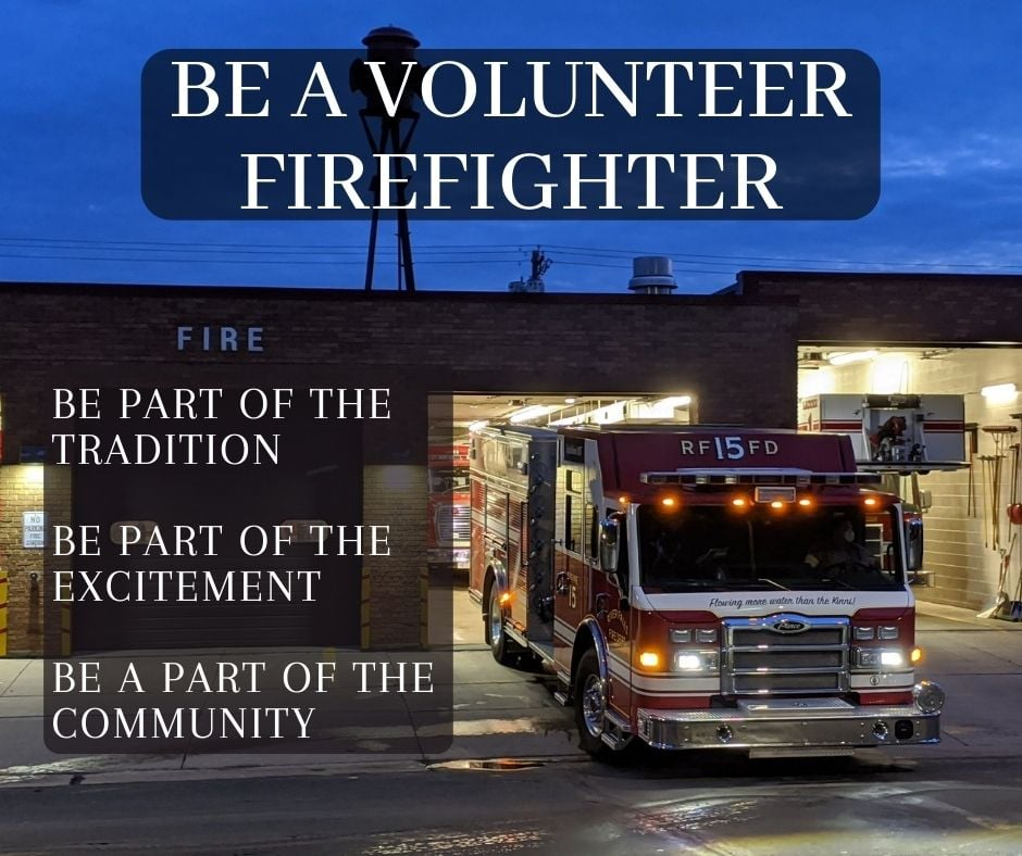 volunteer firefighter photo