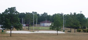 Hoffman Park Volleyball Courts