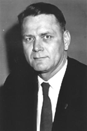 Mayor Herman T. (Bill) Hagestad
